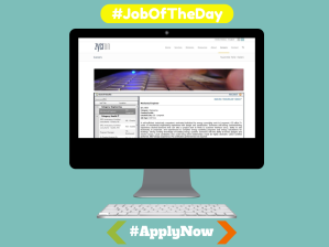 #Joboftheday (1)